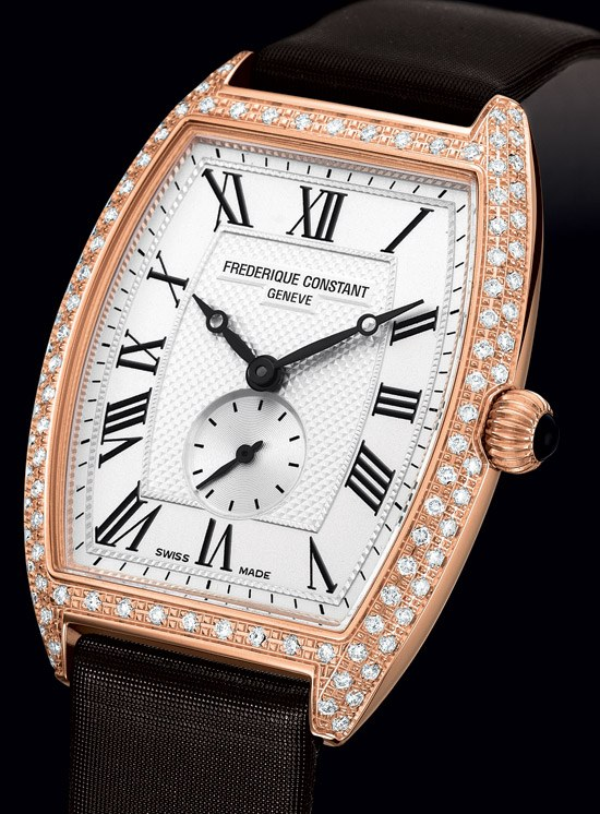 Frederique Constant Art Deco Jewellery