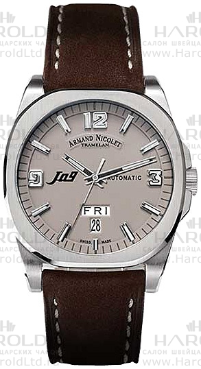 Armand Nicolet J09 9650A-GR-P865MR2