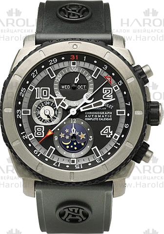 Armand Nicolet S05 T618A-GR-G9610