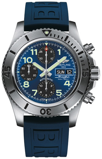 Breitling Superocean Chronograph Steelfish A13341C3-C893-158S