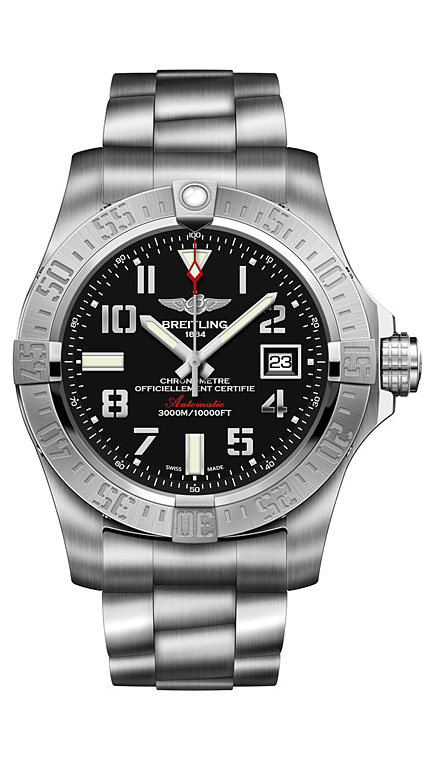 Breitling Avenger II Seawolf A1733110-BC31-169A