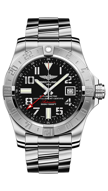 Breitling Avenger II GMT A3239011-BC34-170A