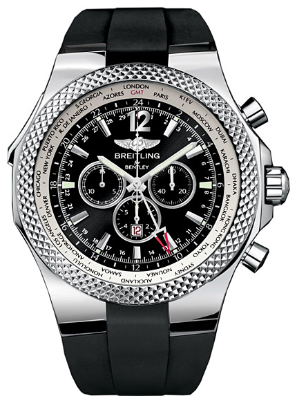 Breitling Bentley GMT A4736212-B919-210S