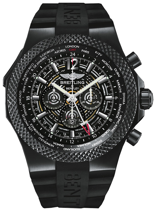 Breitling Bentley GMT Midnight Carbon M4736225-BC76-222S