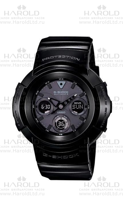 Casio G-Shock AWG-M510BB-1A