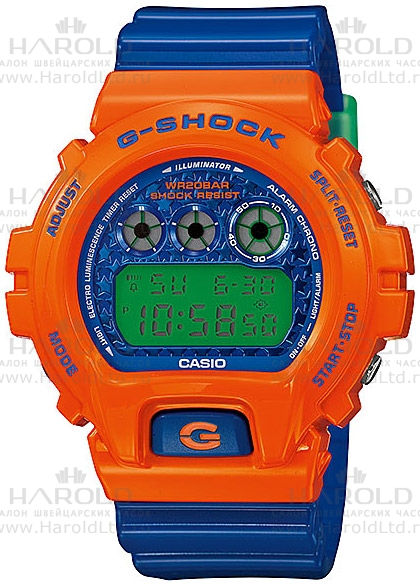 Casio G-Shock DW-6900SC-4E