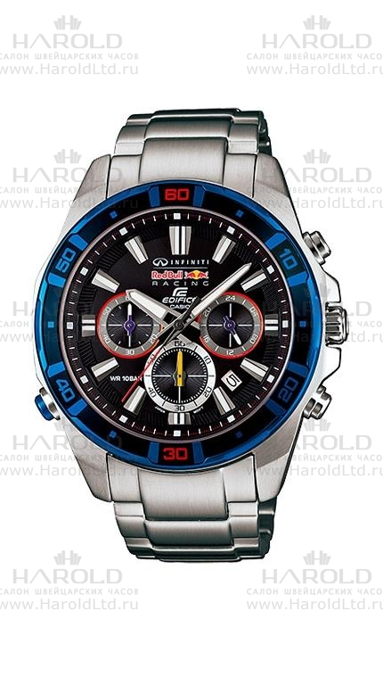 Casio Edifice EFR-534RB-1A