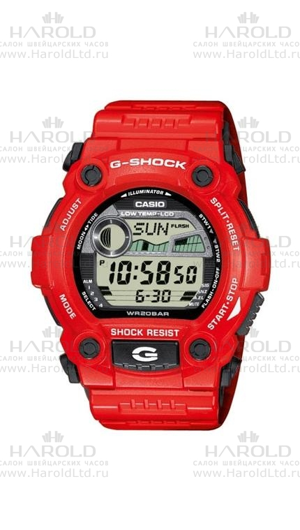 Casio G-Shock G-7900A-4E