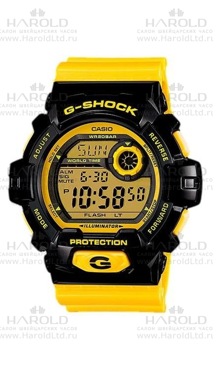 Casio G-Shock G-8900SC-1Y