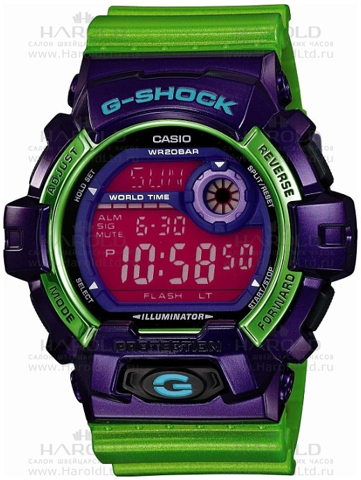 Casio G-Shock G-8900SC-6E