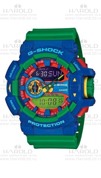 Casio G-shock GA-400-2A