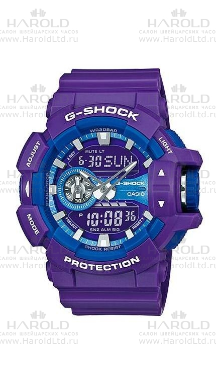Casio G-Shock GA-400A-6A