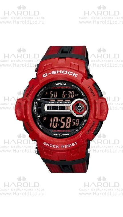 Casio G-Shock GD-200-4E