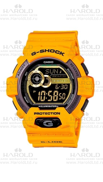 Casio G-Shock GLS-8900-9E