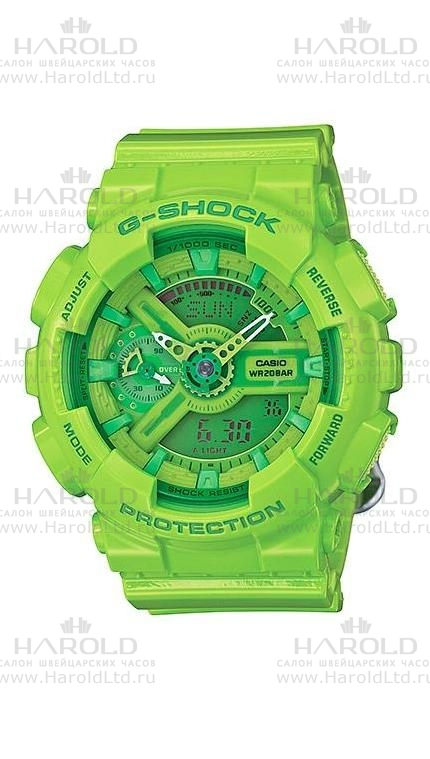 Casio G-Shock GMA-S110CC-3A