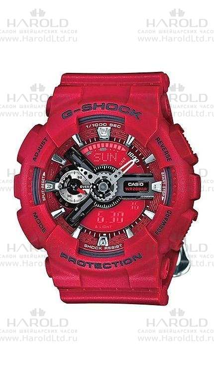 Casio G-Shock GMA-S110F-4A