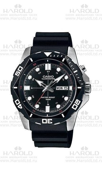 Casio Edifice MTD-1080-1A