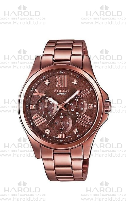 Casio Sheen SHE-3806BR-5A