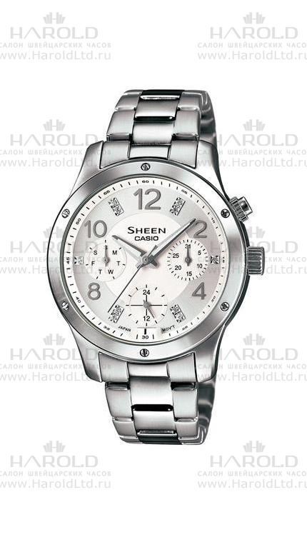 Casio Sheen SHE-3807D-7A