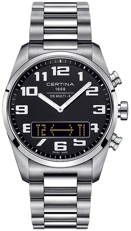 Certina DS Multi-8 020.419.11.052.01