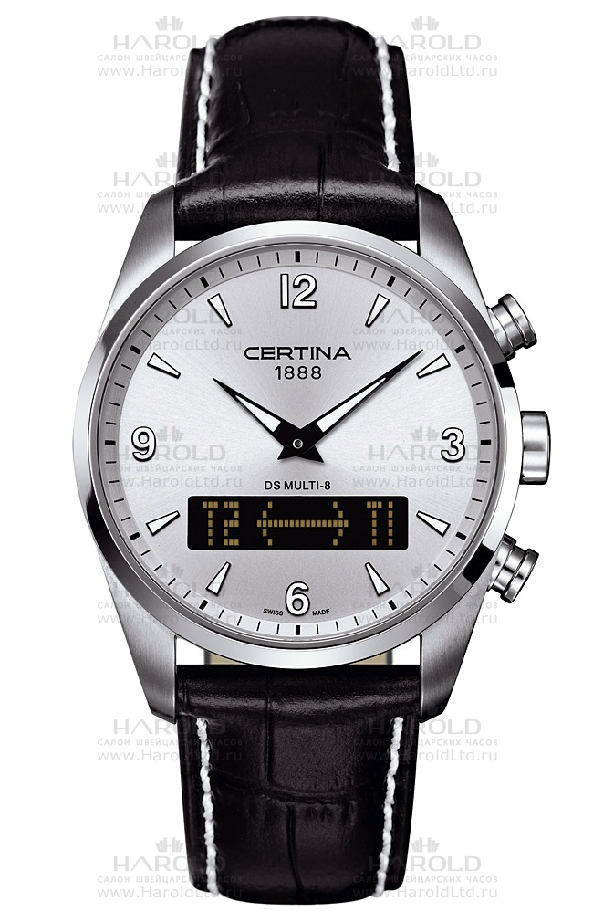 Certina DS Multi-8 020.419.16.037.00