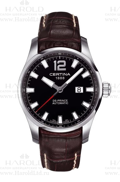 Certina DS Prince Gent Big Date C008.426.16.057.00