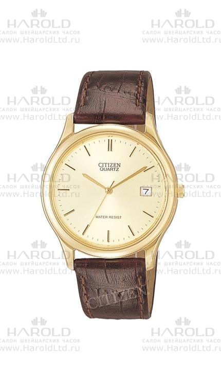 Citizen Leather BI0732-01P