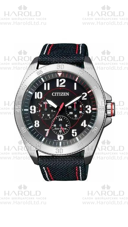 Citizen Eco-Drive BU2030-17E