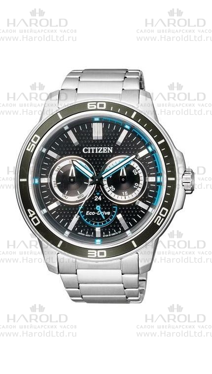 Citizen Eco-Drive BU2040-56E