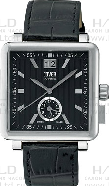 Cover Co111 Dual Time Co111.ST1LBK