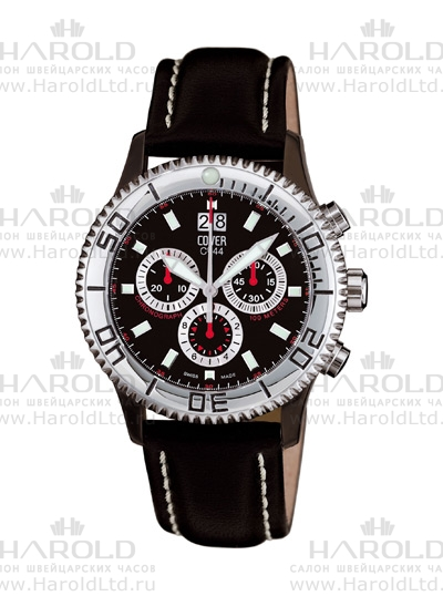 Cover Co44 Big Date Chrono Co44.ST1LBK