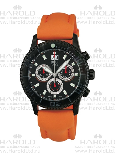 Cover Co44 Big Date Chrono Co44.ST1SOR-PVD
