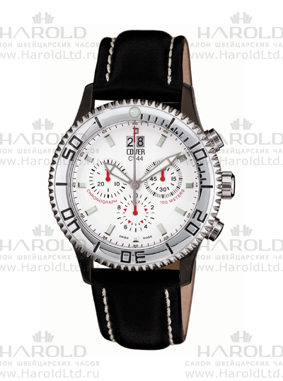 Cover Co44 Big Date Chrono Co44.ST2LBK
