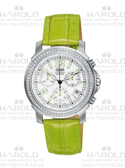 Cover Co75 Lady Chrono Co75.ST2LGR-SW
