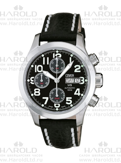 Cover M5 Automatic Chrono M5.ST4LBK