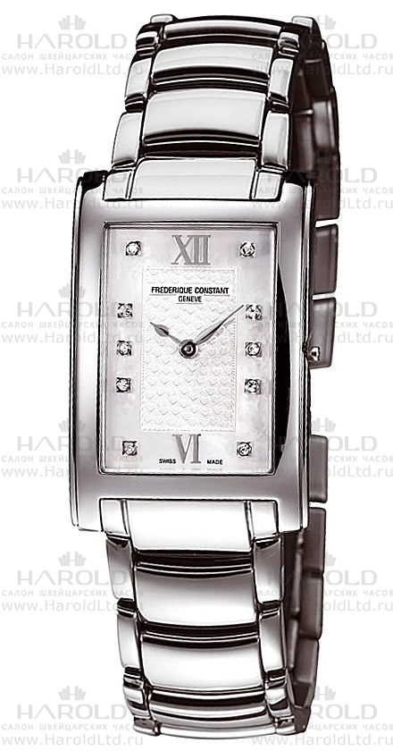 Frederique Constant Carree FC-200WHDC26B
