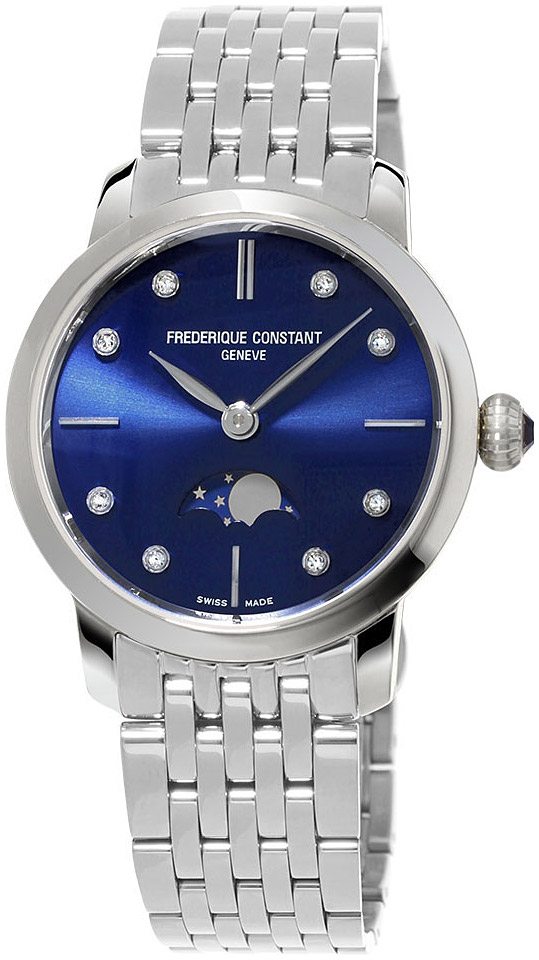 Frederique Constant Slimline FC-206ND1S26B
