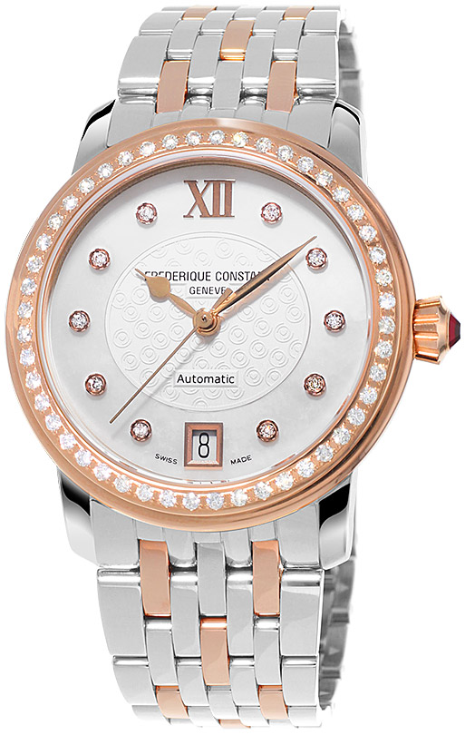 Frederique Constant Ladies Automatic FC-303WHF2PD2B3