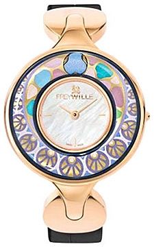 Freywille Hommage A Alphonse Mucha AMR-700HL1-6-RO1