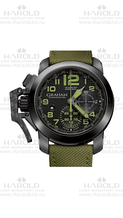 Graham Chronofighter Oversize 111875