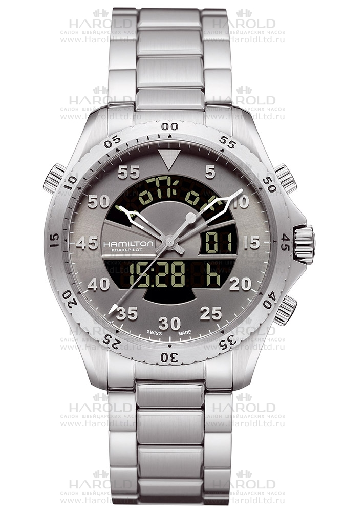 Hamilton Khaki Aviation H64514181