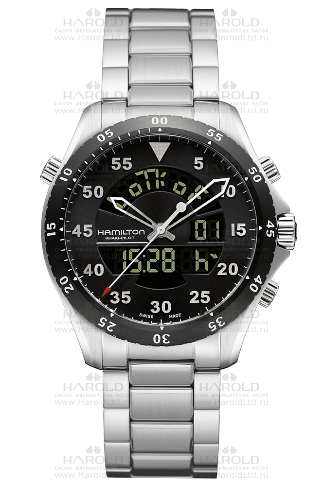 Hamilton Khaki%20aviation H64554131