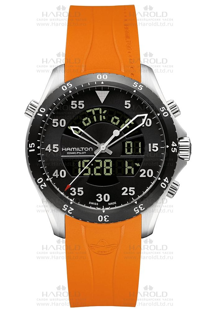Hamilton Khaki Aviation H64554431