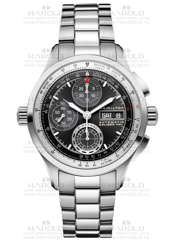 Hamilton Khaki Aviation H76556131