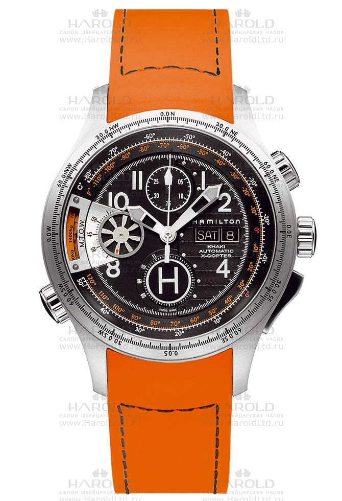 Hamilton Khaki Aviation H76616933
