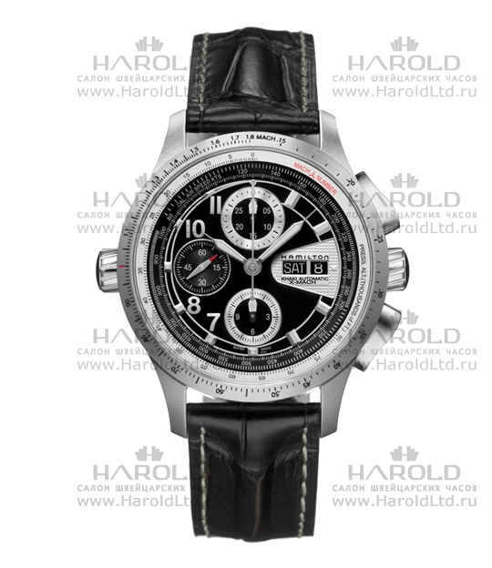 Hamilton Khaki Aviation H76626535