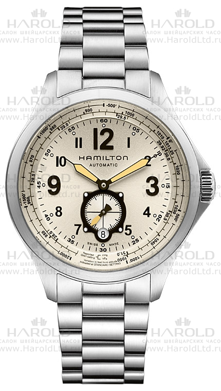 Hamilton Khaki Aviation H76655123