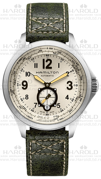 Hamilton Khaki Aviation H76655723