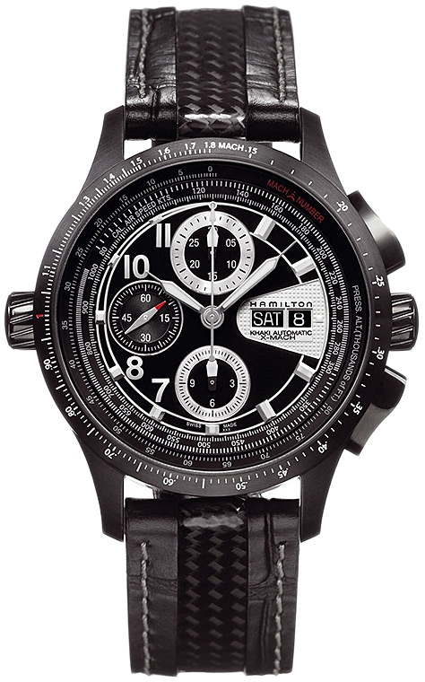 Hamilton Khaki Aviation H76686735