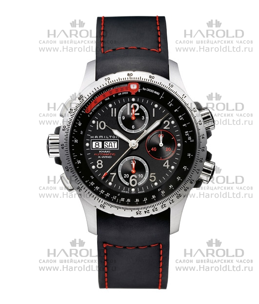 Hamilton Khaki Aviation H77646833
